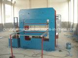 máquina Vulcanizing da placa de 80t 100t/imprensa Vulcanizing da placa
