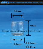 Stich-Glaswaren für Essiggurken und Stau