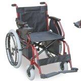 Fauteuil roulant pliable de pouvoir, grands fauteuils roulants électriques de roues arrière