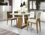 SD1002現代レストランの食堂の家具の木の食事の椅子