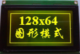 Stn положительное Transflective Yellow-Green LCD 240X64