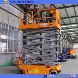 China Scissor Aufzug-Fabrik-selbstangetriebenen Aufzug