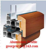 يؤنود مسحوق يكسى ألومنيوم بثق قطاع جانبيّ ألومنيوم قطاع جانبيّ لأنّ [ويندووس] أبواب خزانة