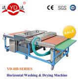 Yd Hwシリーズ安全ガラスの洗浄および乾燥機械