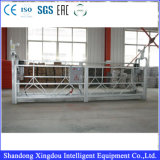 Gondole de nettoyage de guichet de fabricant du produit de la Chine