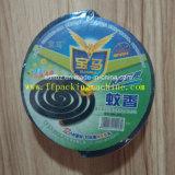 Automatische de Rollen van de Mug van de Prijs van de Fabriek van China krimpen Verpakkende Machine