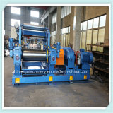 Máquina abierta Xk-400/450/560 del molino de mezcla del rodillo del caucho dos
