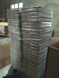 Cubierta de libro clara del PVC de Transaparent