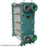 Marítimo utilizados Titaminum placa intercambiadora de calor