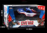 2,4-GHz-Off-Road-Climbing Captain America Motor Elektro-Spielzeug-Auto