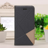 Контраст Color Leather Case Cover для iPhone 5s