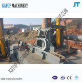 14 Zoll-hydraulischer Scherblock-Absaugung-Bagger mit Katze-Motor
