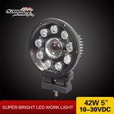 42W hola bajo emiten la luz de conducción sellada de la linterna LED