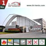 шатер высокого качества 40m большой напольный для церков и случаи на промотировании