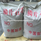 Il grafite in scaglie naturale +595 ha fatto in Cina