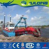 Draga da sução do cortador/sedimentos & draga da lama (6 '', 500m3/hr)