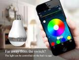 ホームLED電球のBluetoothの革新的でスマートなスピーカーのスマートな球根のスピーカー