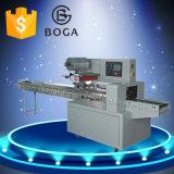 Verpakkende Machine van de Pompernikkel van de Stroom van het hoofdkussen de Automatische