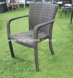 Chaise de jardin / chaise en rotin / chaise en osier / chaise de jardin