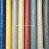 가정 대리석 지면 디자인 PVC 상업적인 마루 검정 대리석 마루