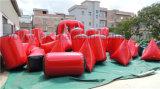Jogo inflável de 10 depósitos de Paintball do homem para a venda