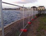 Гальванизированный временно ограждать загородки/Австралии временно