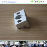 Части металла CNC изготовленный на заказ высокого качества филируя
