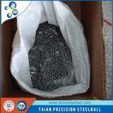 "Bola de acero G40-G1000 de carbón de AISI1010-AISI1015 el 1/2 """