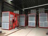 직류 전기를 통한 돛대 단면도 건축 호이스트 Sc200