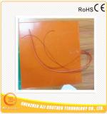 calentador grande de la base del caucho de silicón de 240V 4000W 200c 508*1016*1.5m m
