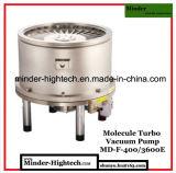 Bomba molecular MD-FF-200/1200e de Turbo do vácuo da lubrificação do petróleo