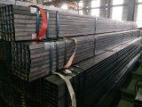 黒い正方形の鋼管25 *25* 1.5 mm * 6つのM Ss 400は500 En10219を等級別にする