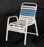 Furnirの健康なビニールはプールの肘掛け椅子を紐で縛る