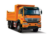 25tons 덤프 트럭을%s Sinotruk 상표 6X4 구동 장치형