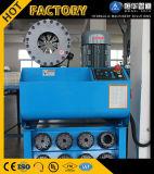 専門の製造の油圧ホース機械を作るひだが付く機械ホース鍛造機械ゴム製管