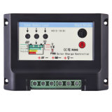 Hc12-H-15A 12V 24V Rated Voltage 10A-40A Manual PWM Solar Charge Controller