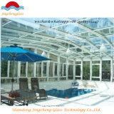 Doppelt-/Aufbau-/Isolierenglas (Doppeltes glasig-glänzendes Glas) verwendet im Fenster