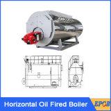 天燃ガスのイタリアバーナーのシェルのタイプ火管ボイラー