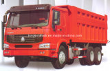 Sinotrukのブランド6X4のドライブの種類ダンプトラック