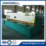 Machine de découpage hydraulique neuve de feuillard de norme européenne (QC12Y-4X4000)