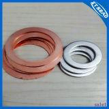 Arandelas de cobre planas del agolpamiento de /Metal de la fábrica de la arandela del agolpamiento de /Aluminum