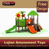 1176 enfants de conception simple plastique en plein air Aire de jeux (X1225-1)