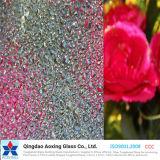 증명서를 가진 가정 훈장을%s 명확한 색을 칠한 장식무늬가 든 유리 제품