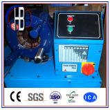 高品質のセリウムのフィン力の油圧ホースのひだが付く機械