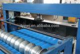El metal 840 galvanizó el rodillo de la hoja del material para techos que formaba la máquina