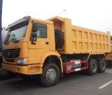 HOWO 8X4 17m3 물통 덤프 트럭