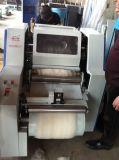 Machine de cardage et de rotation de petit filé de lama de textile