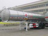 petroleiro isolado Stee inoxidável do asfalto 30000L