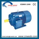 Электрический двигатель индукции серии Y3 трехфазный асинхронный