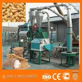 低い電力の消費は50t/Dムギの製粉ラインを設計した